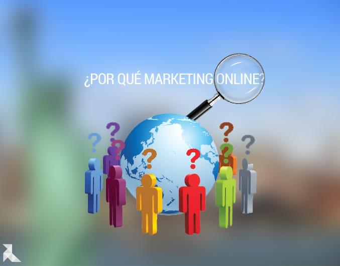 Por qué invertir en marketing online