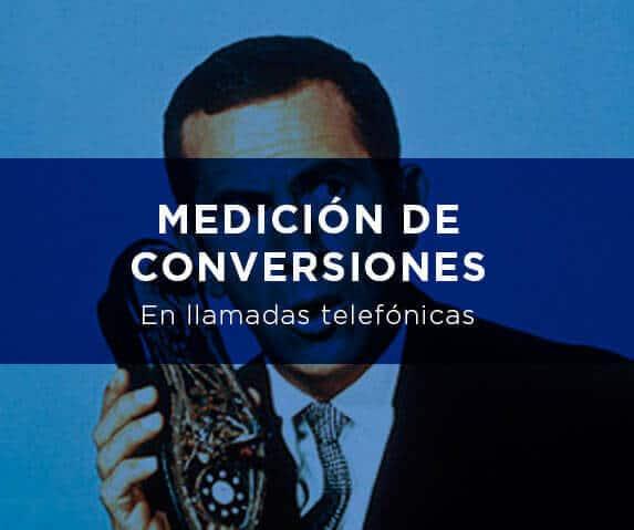 Cómo medir las conversiones de llamada
