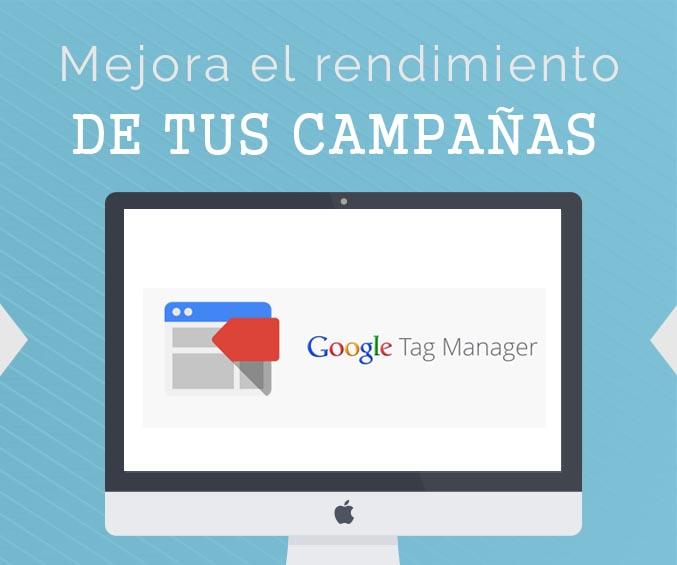 Optimizar Campaña Adwords con Google Tag Manager