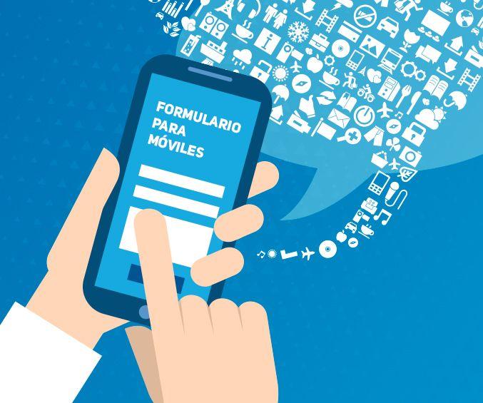 ¿Cómo optimizar formularios en dispositivos móviles?