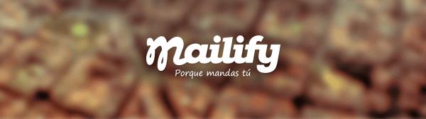 Mailify: la aplicación para el email marketing