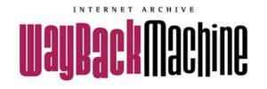 Cómo viajar en el tiempo a través de Internet: The Wayback Machine