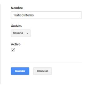Dimensiones personalizadas Google Tag Manager resultado