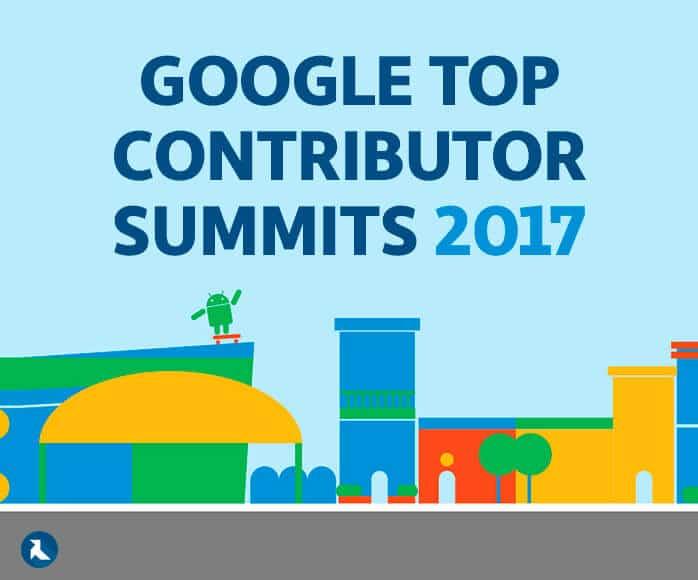 Qué es Google Top Contributor Summits