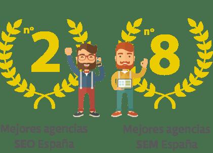 Idento entre las mejores agencias de marketing digital SEO y SEM de España